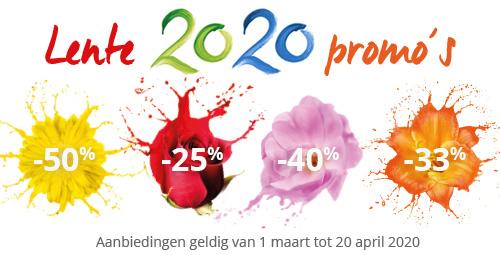 Lente 2020 promo's