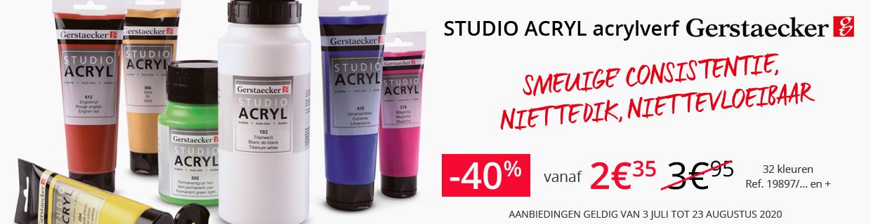 Studio Acrylk acrylverf