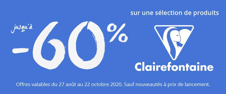 Rentrée - Clairefontaine