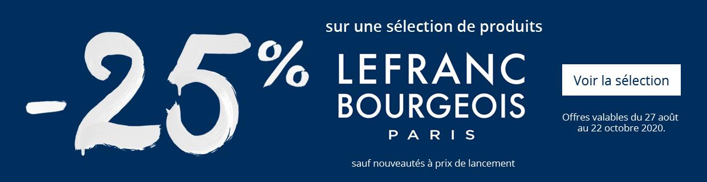 rentrée - Lefranc Bourgeois