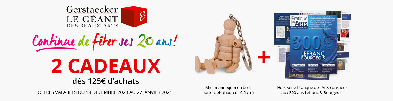 Cadeaux - catalogue 2021