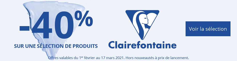 Vitrine Clairefonaine Hiver 21