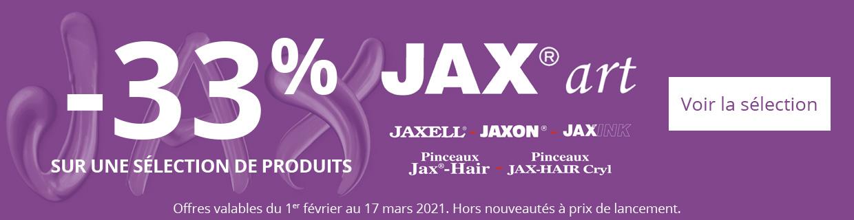 Vitrine Jax hiver 2021