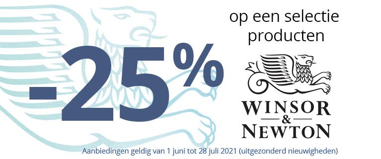 ZOMER 2021 - Winsor&Newton