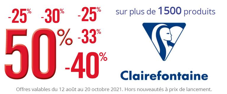 Rentrée 2021 - Clairefontaine