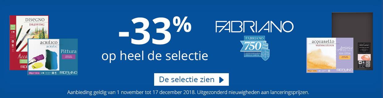 -35%  Fabriano